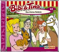 Bibi und Tina - 59 - Das kleine Rehkitz