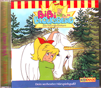 Bibi Blocksberg Folge 96 das traurige Einhorn