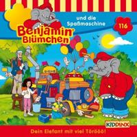 Benjamin Blümchen Folge 116 Die Spaßmaschine