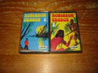 MC Alcophon Robinson Crusoe Folge 1 - 2 Komplett