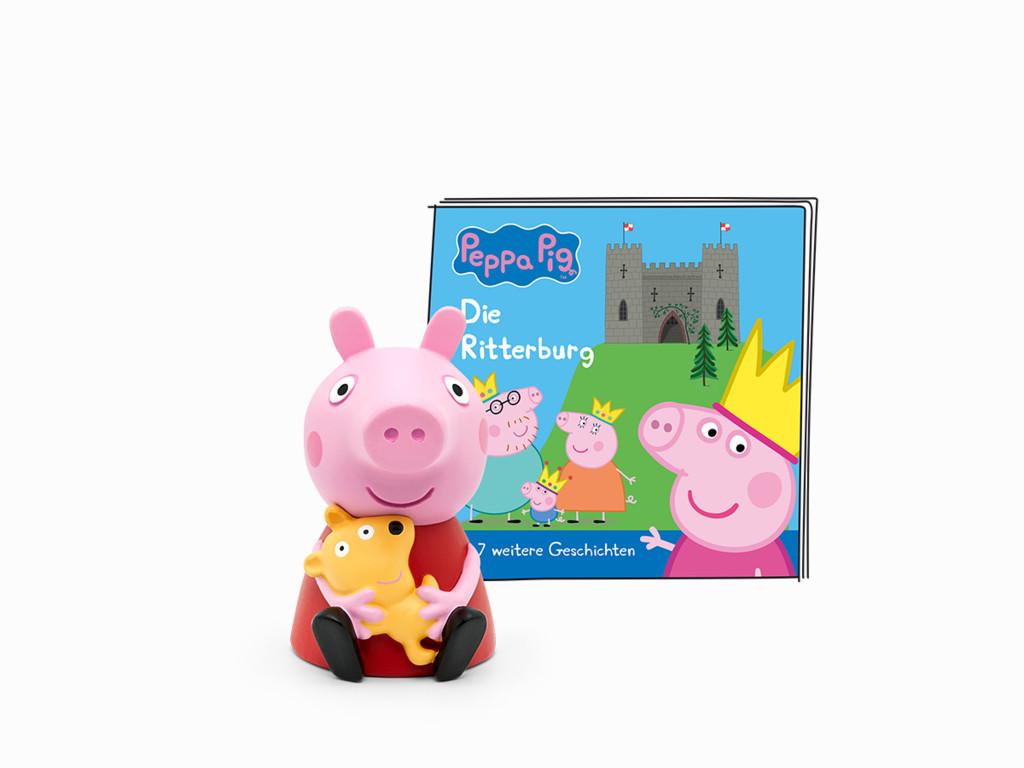 Tonie - Peppa Pig: Die Ritterburg und 7 weitere Geschichten
