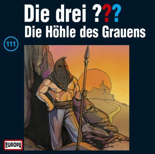 Die drei Fragezeichen Folge 111 Die Höhle des Grauens