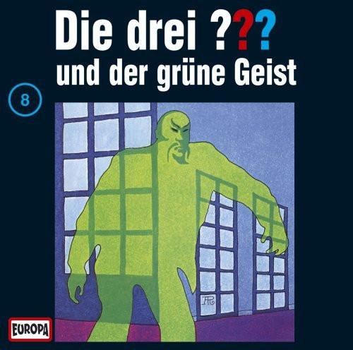 Die drei Fragezeichen Folge 008 und der grüne Geist