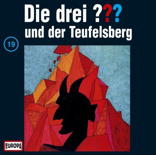 Die drei Fragezeichen Folge 019 und der Teufelsberg