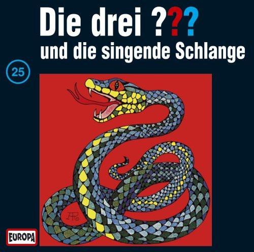Die drei Fragezeichen Folge 025 und die singende Schlange