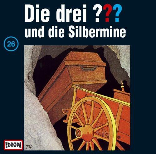 Die drei Fragezeichen Folge 026 und die Silbermine