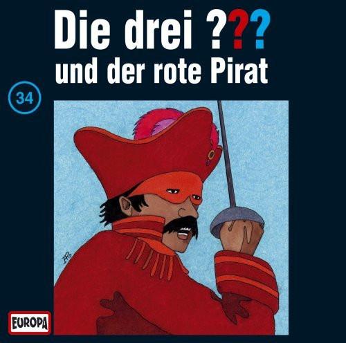 Die drei Fragezeichen Folge 034 und der rote Pirat