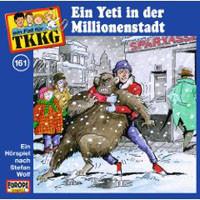 TKKG Folge 161 Ein Yeti in der Millionenstadt