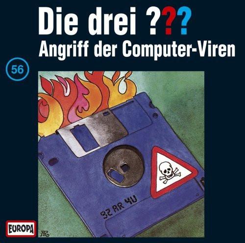Die drei Fragezeichen Folge 056 Angriff der Computer-Viren