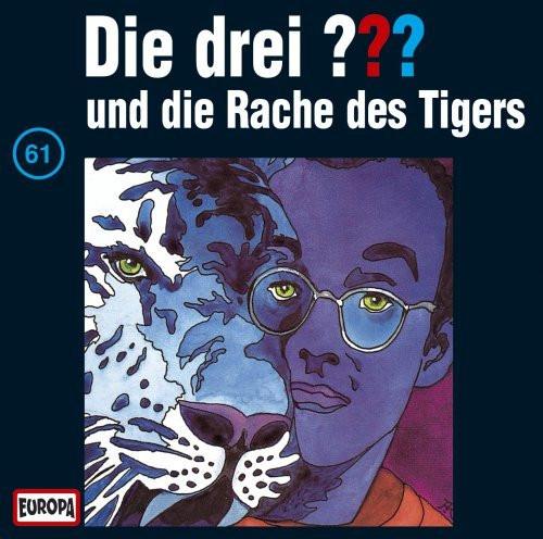 Die drei Fragezeichen Folge 061 und die Rache des Tigers