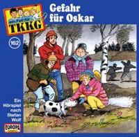 TKKG Folge 162 Gefahr für Oskar