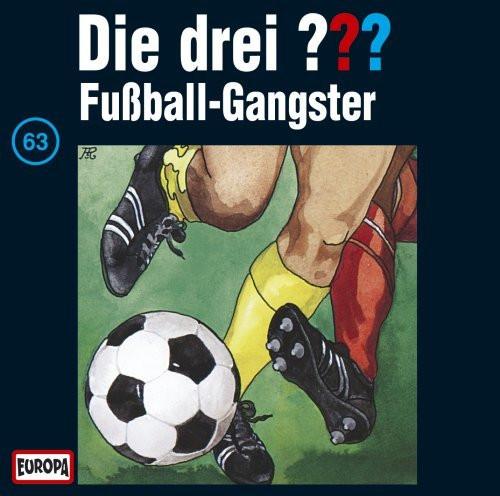 Die drei Fragezeichen Folge 063 Fußball-Gangster