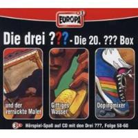Die drei Fragezeichen Fan Box die 20. Folgen 58 - 60