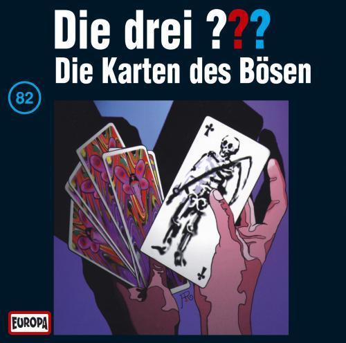 Die drei Fragezeichen Folge 082 Die Karten des Bösen