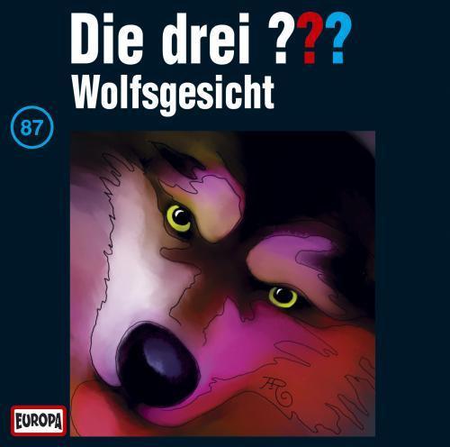 Die drei Fragezeichen Folge 087 Wolfsgesicht