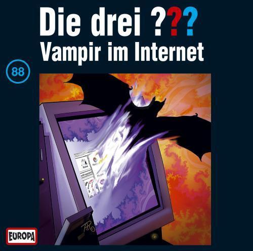 Die drei Fragezeichen Folge 088 Vampir im Internet