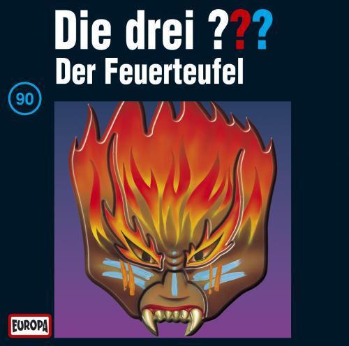 Die drei Fragezeichen Folge 090 Der Feuerteufel