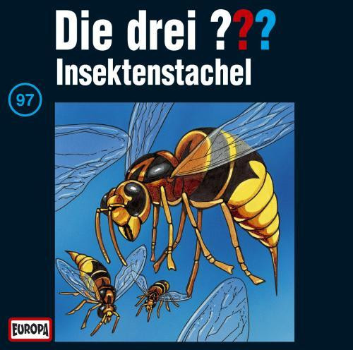 Die drei Fragezeichen Folge 097 Insektenstachel