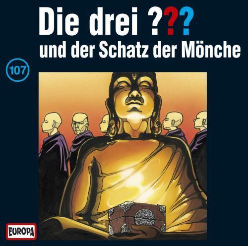 Die drei Fragezeichen Folge 107 Der Schatz der Mönche