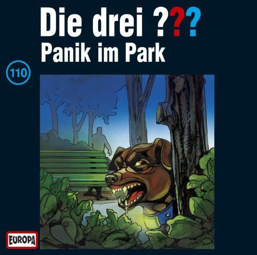 Die drei Fragezeichen Folge 110 Panik im Park