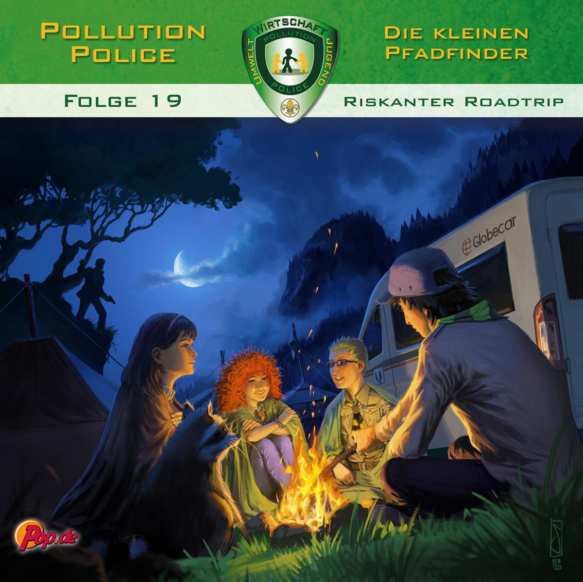 Pollution Police - Folge 19 : Riskanter Roadtrip