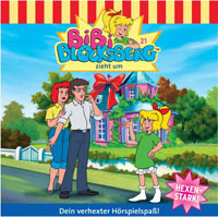Bibi Blocksberg Folge 21 zieht um