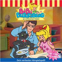 Bibi Blocksberg Folge 22 3 mal schwarzer Kater