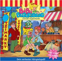 Bibi Blocksberg Folge 24 und der Supermarkt