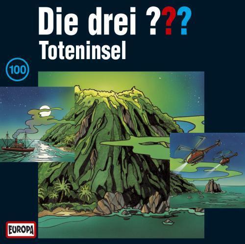 Die drei Fragezeichen Folge 100 Toteninsel