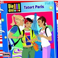 Die drei Ausrufezeichen 005 - Tatort Paris