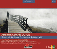 Arthur Conan Doyle - Sherlock Holmes Collectors Edition 13