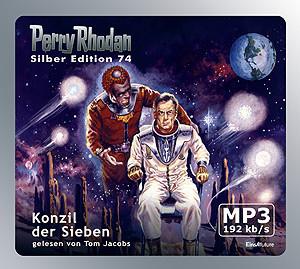 Perry Rhodan Silber Edition 74 Konzil der Sieben
