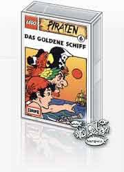 MC Europa Lego Piraten 06 Das goldene Schiff