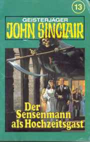 MC TSB John Sinclair 013 Der Sensenmann als Hochzeitsgast