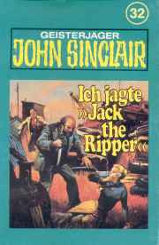MC TSB John Sinclair 032 Ich jagte Jack the Ripper