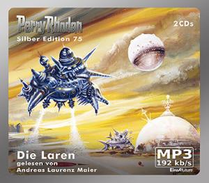 Perry Rhodan Silber Edition 75 Die Laren