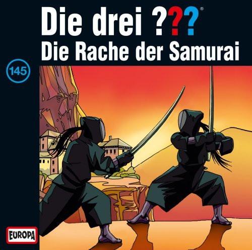 Die drei Fragezeichen Folge 145 Die Rache der Samurai