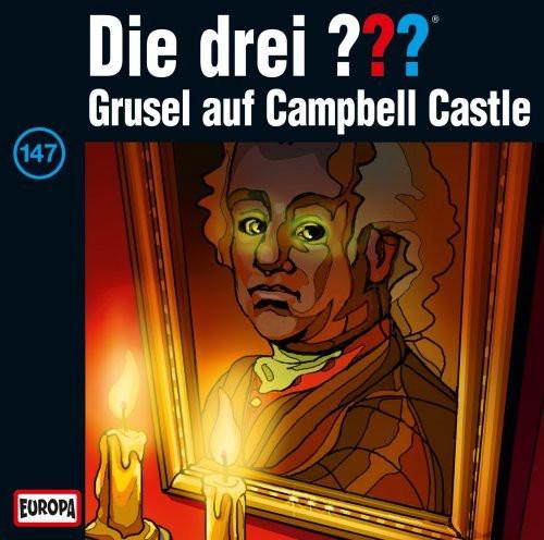 Die drei Fragezeichen Folge 147 Grusel auf Campbell-Castle