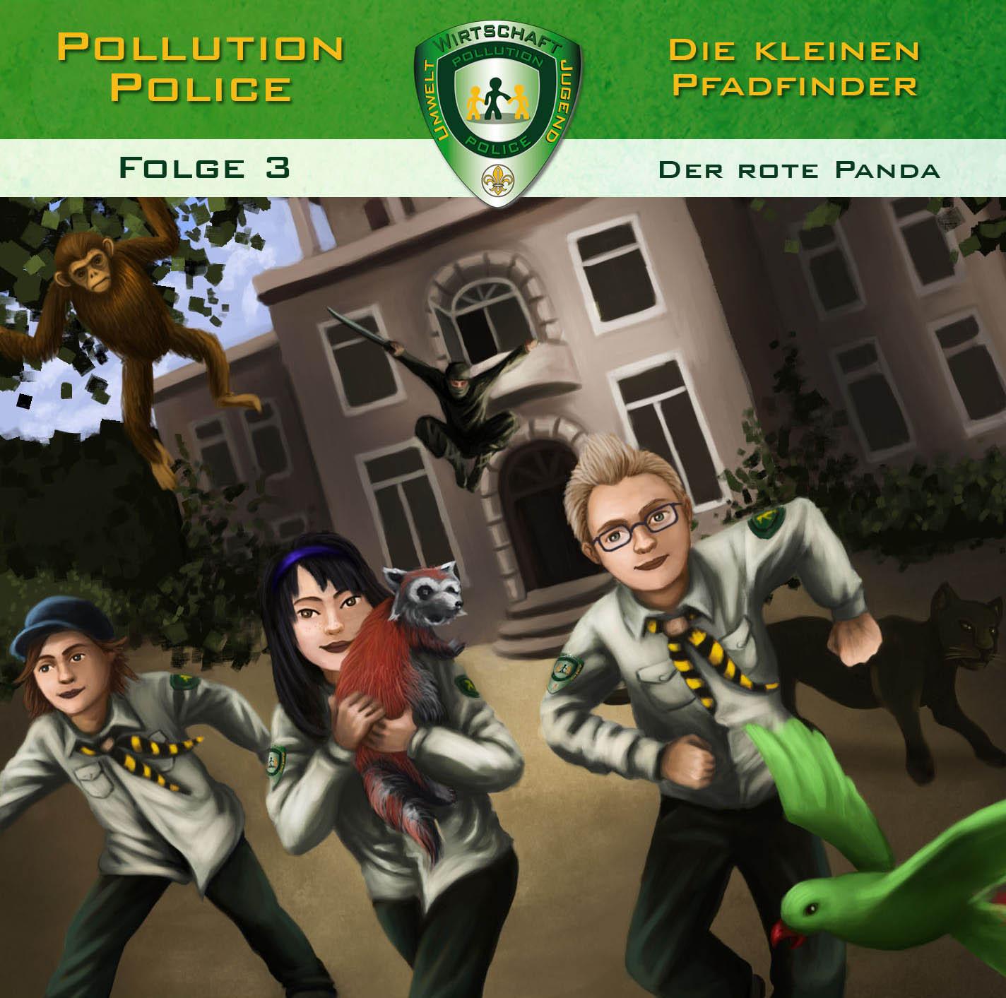 Pollution Police - 03 - Der rote Panda