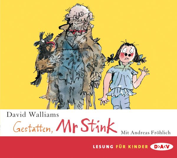 David Walliams - Gestatten, Mr. Stink