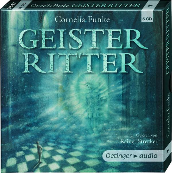 Cornelia Funke - Geisterritter