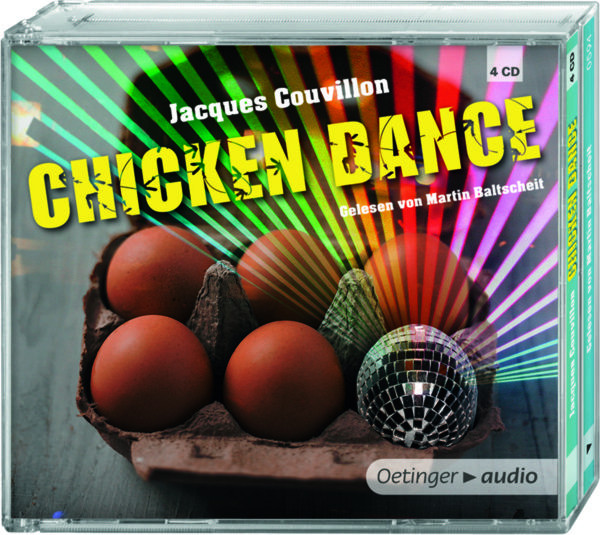 Jacques Couvillon - Chicken Dance