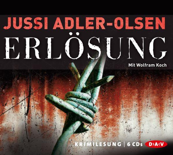 Jussi Adler-Olsen - Erlösung