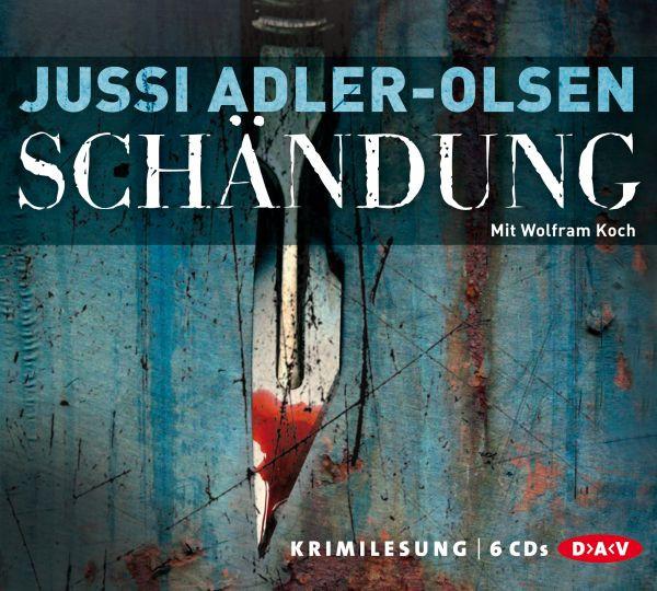 Jussi Adler-Olsen - Schändung
