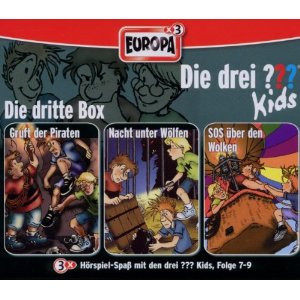 Die drei ??? Kids Box 3 Folge 7 - 9