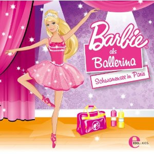 Barbie als Ballerina - Schwanensee in Paris