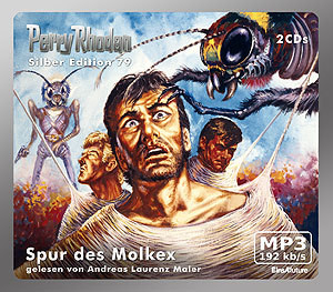 Perry Rhodan Silber Edition 79 - Spur des Molkex
