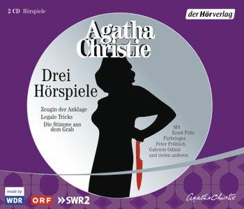 Agatha Christie - Drei Hörspiele