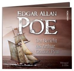 Edgar Allan Poe- Der Bericht des Arthur Gordon Pym - Hörspiel
