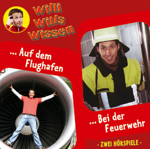 Willi wills wissen - Folge 11: Flughafen / Feuerwehr